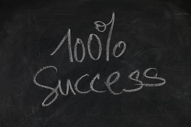 sposób na udany maraton i sukces