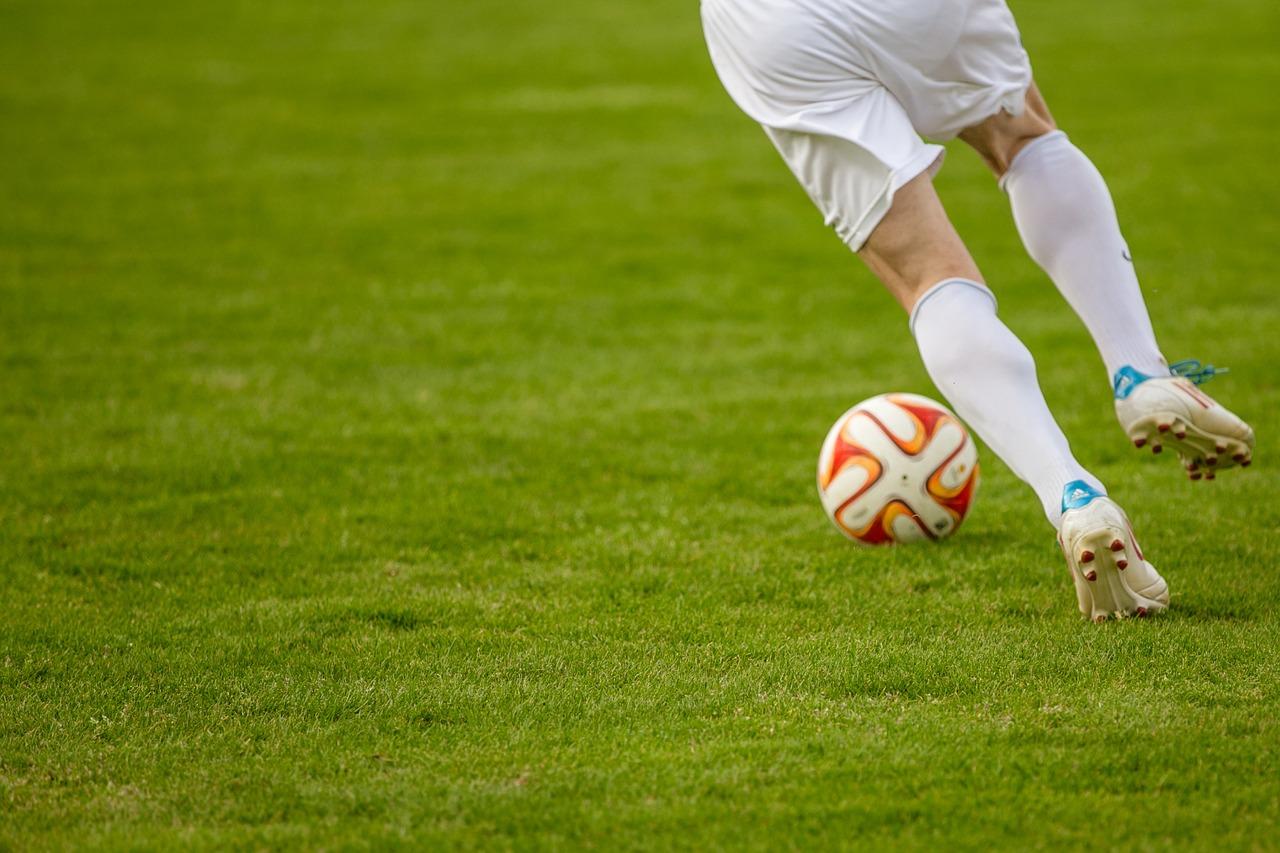 piłkarski trening biegowy