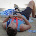 Odruch wymiotny podczas biegania