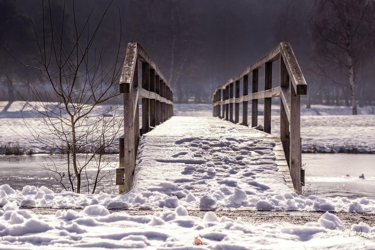 utrzymac kondycje zima