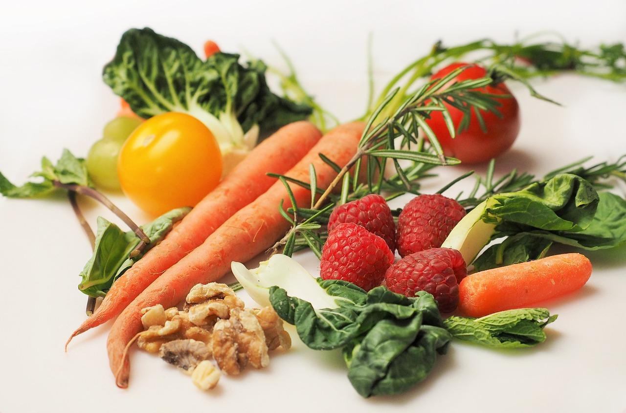 biegacze wegetarianie